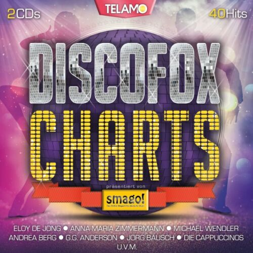 Discofox Charts 2018 (2018)
