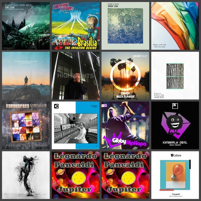 Beatport Music Releases Pack 531 (2018)