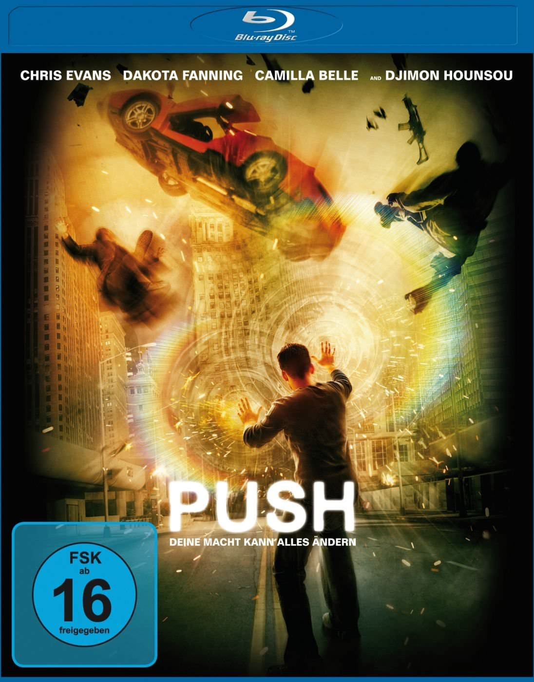 download Push 2009 OPEN MATTE