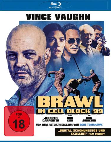 download Brawl in Cell Block 99 (2017)