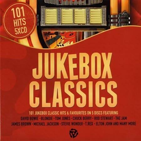 101 Hits Jukebox Classics [5CD] (2018)