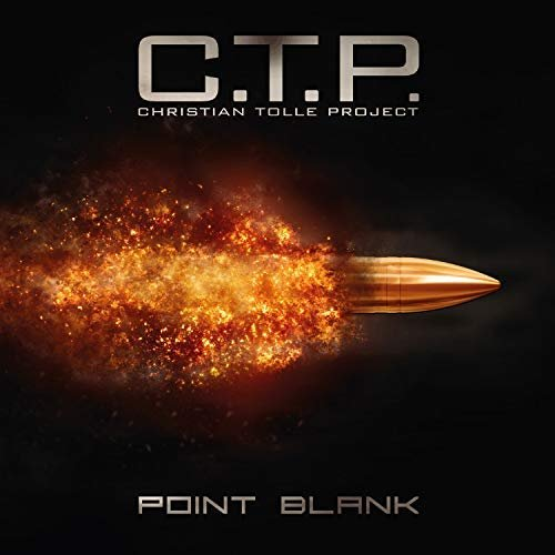 C.t.p. (Christian Tolle Project) - Point Blank (2018)