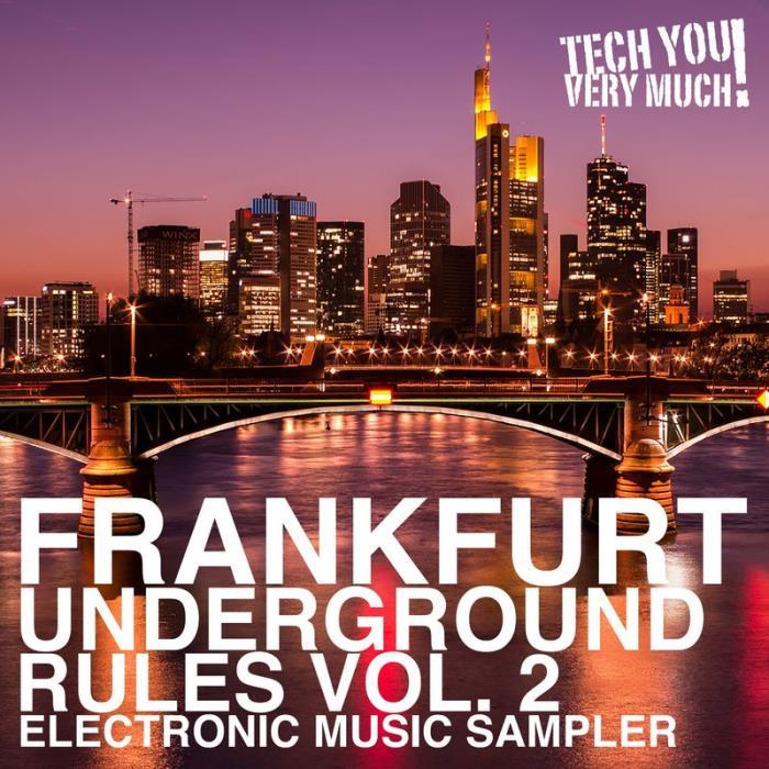 Frankfurt Underground Rules Vol 2 (Electronic Musi