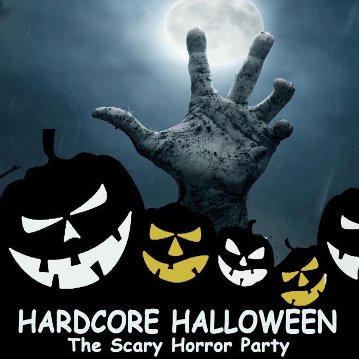 Hardcore Halloween (The Scary Horror Party) (2018)