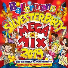 Ballermann Silvesterparty Megamix 2019 (2018)
