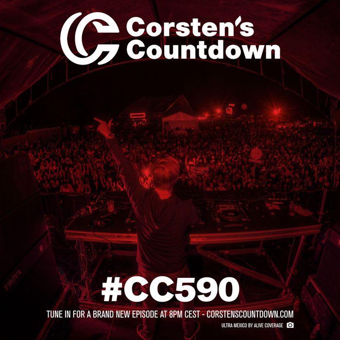 Ferry Corsten - Corsten's Countdown 590 (2018-10-17)