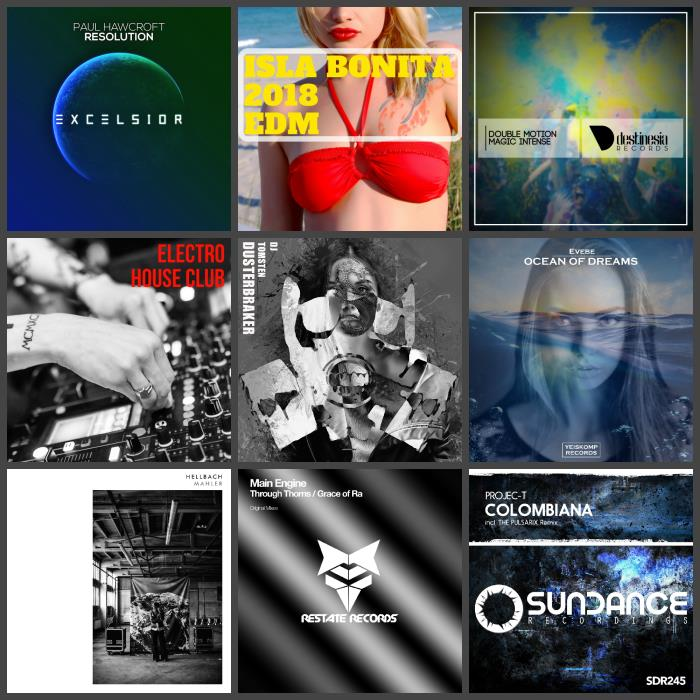 Beatport Music Releases Pack 542 (2018)
