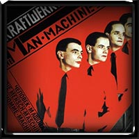Kraftwerk - The Man Machine 1978