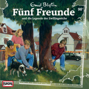 kinder enid blyton folge 88 f nf freunde und das gespenst von canterbury. Black Bedroom Furniture Sets. Home Design Ideas