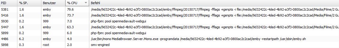 Emby spielt keine Videos ab, zeigt keine Bilder an - Page 3