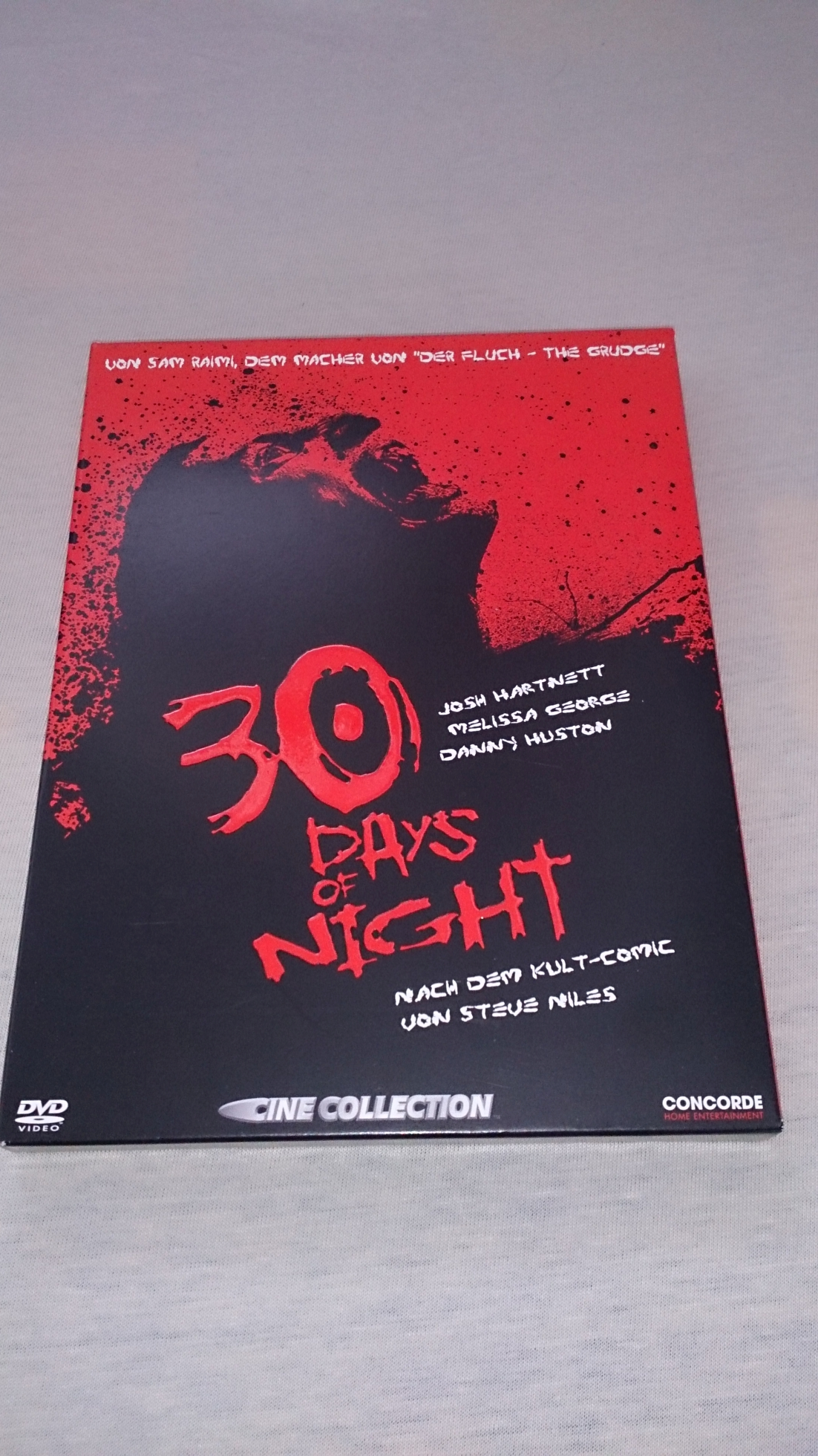 30 Days of Night - Cine Collection - Digipak im Schuber