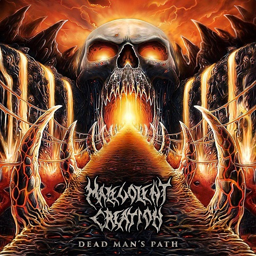 Malevolent Creation - Dead Man's Path (Deluxe Edition) (2015)