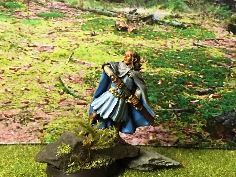 Aragorn et les 5 Armées - Armée de Mirkwood Update N3xh69b4