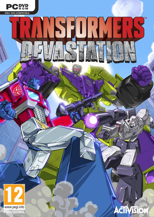 Transformers Devastation [PC] [Full] [Español] [+Crack] [MEGA]