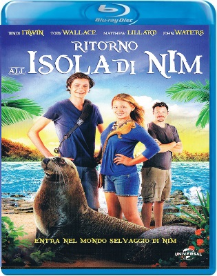 Ritorno all'Isola di Nim (2013) .mkv BluRay 720p x264 ITA ENG AC3 DTS Subs