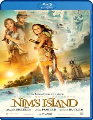 Alla Ricerca dell'Isola di Nim (2008) .mkv BluRay 720p x264 ITA ENG AC3 Subs