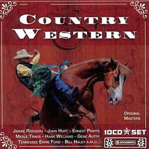 Country & Western - Original Masters Vol. 01-10