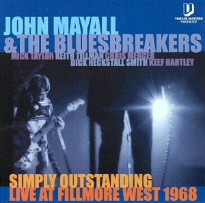 John Mayall & The Bluesbreakers - Discography 1965-2012