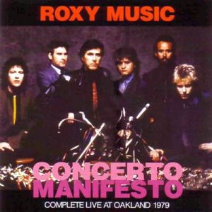 roxy music discography flac