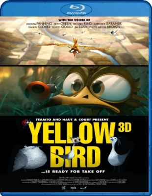 Yellowbird 3D H.OU (2014) .mkv BluRay 1080p ITA ENG - AC3 DTS Sub