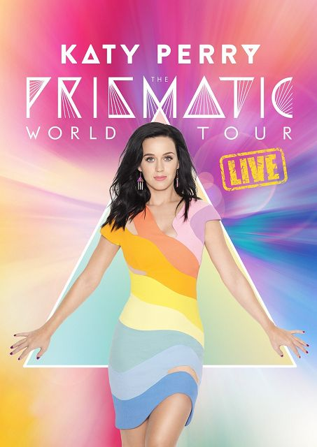 Katy Perry - The Prismatic World Tour 2015 BD50 Untouched