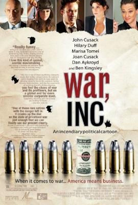 War, Inc. (2008) DVD5 ITA DTS