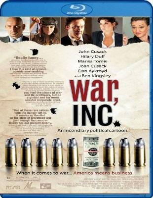 War, Inc. (2008) .mkv Bluray 1080p V.UNTOUCHED ITA AC3 DTS - ENG AC3 DTS-HD MA Subs