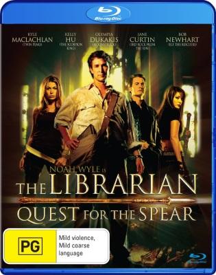 The Librarian - Alla ricerca della lancia perduta (2004) .mkv BluRay 1080p VU ITA ENG AC3 Subs