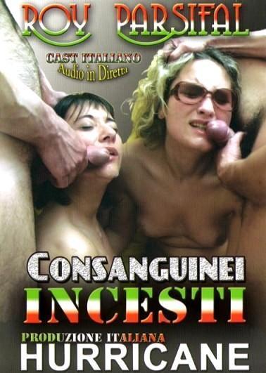 Incesti Consanguinei  Cover