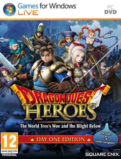 Dragon Quest Heroes Slime Edition MULTi7