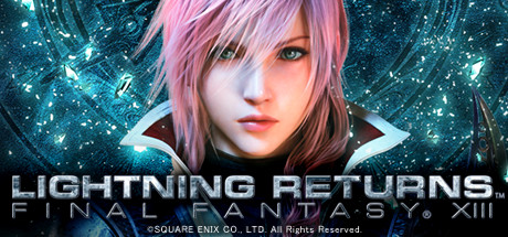 LIGHTNING RETURNS FINAL FANTASY XIII