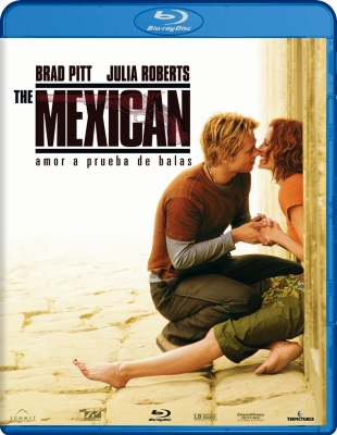 The Mexican (2001) .mkv BDRip 720p ITA ENG AC3 DTS Subs