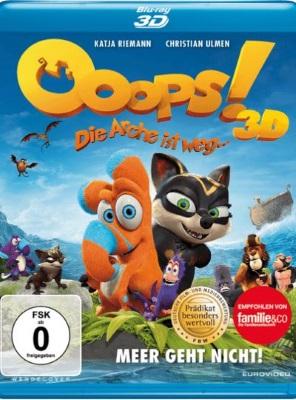 Ooops! Ho perso l'arca... 3D H.SBS (2015) .mkv BluRay 1080p x264 ITA ENG DTS AC3 Subs SBS