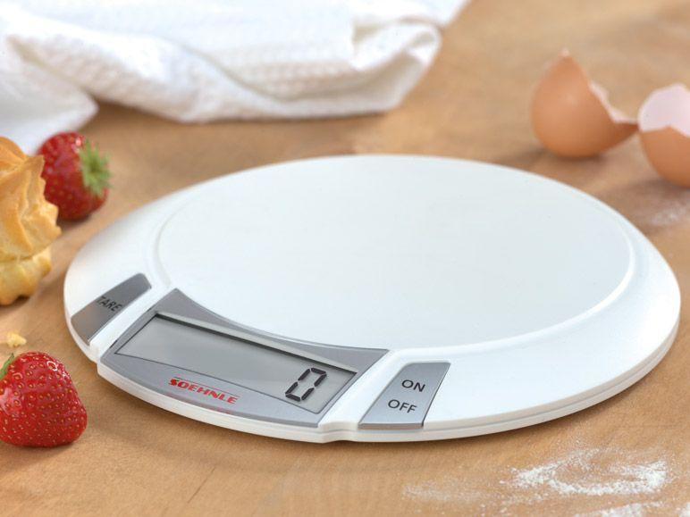 Soehnle kuchenwaage kwd olympia sohnle digitalwaage fur for Digitalwaage küche