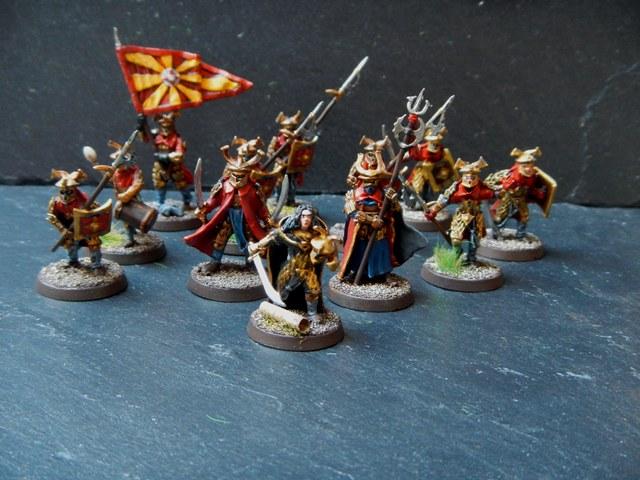 Sauron et ses 10 Armées - L' Armée de L'Immortel 28jc98c7