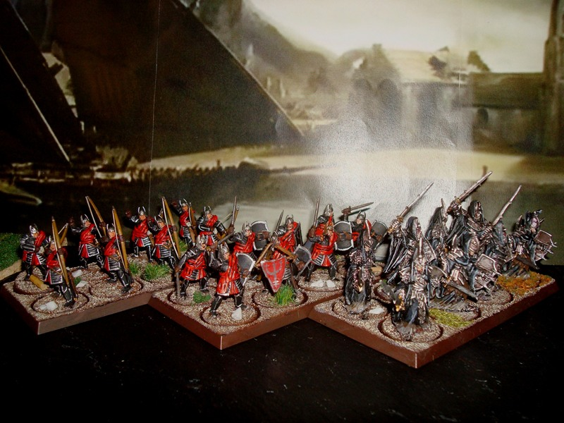 Sauron et ses 10 Armées - L' Armée de L'Immortel 2vmlmgzn