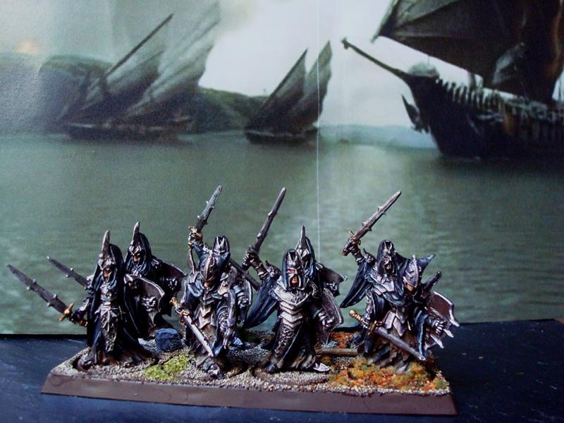 Sauron et ses 10 Armées - L' Armée de L'Immortel 5846hsuj