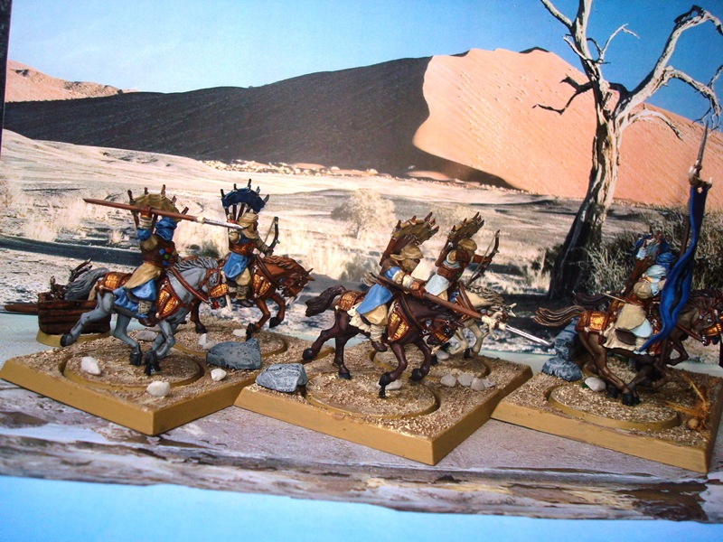 Sauron et ses 10 Armées - L' Armée de L'Immortel K9nm5p3l
