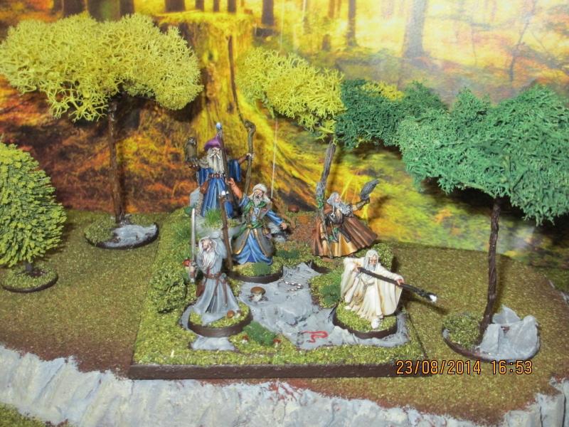 Aragorn et les 5 Armées - Armée de Mirkwood Update Oxm7ckzk