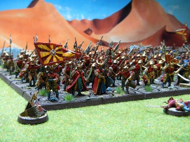 Sauron et ses 10 Armées - L' Armée de L'Immortel S5i26l2n