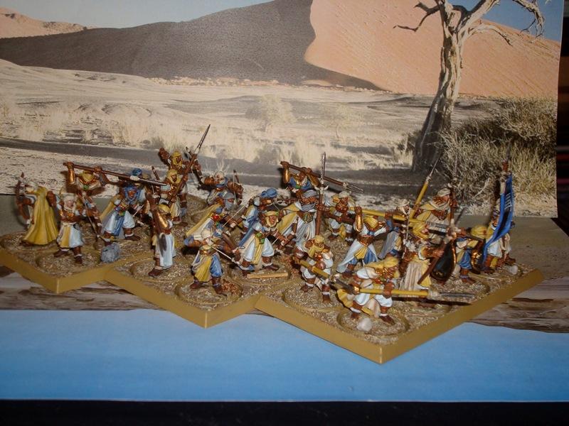 Sauron et ses 10 Armées - L' Armée de L'Immortel W7djydyn