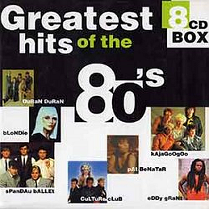 Greatest Hits Of The 80s Vol.01-08