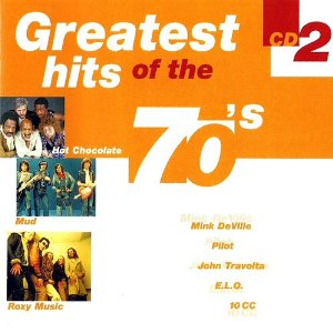 Greatest Hits Of The 70s Vol.01-08
