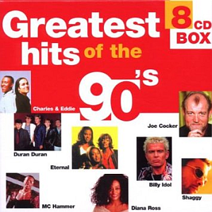 Greatest Hits Of The 90s Vol.01-08