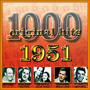 1000 Original Hits 1950-1999 [50CDs]