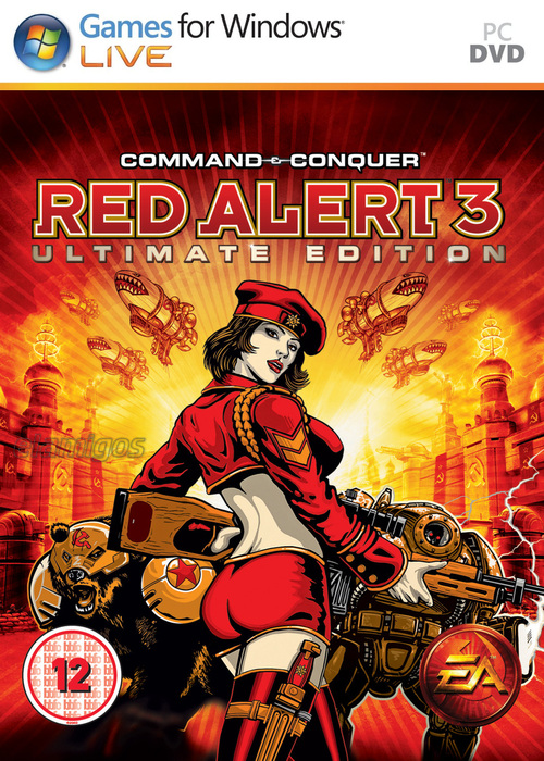 Crack Command And Conquer 3 Uprising