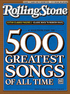 Rolling Stone Magazine's - 500 Greatest Songs Of All Time