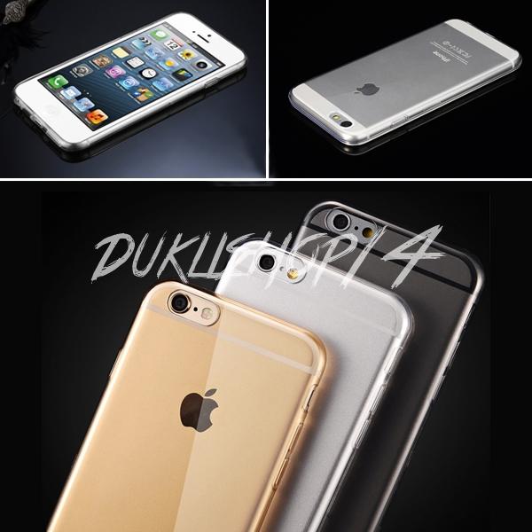ultraslim transparent case iphone 5 5s 6 6s schutz h lle silikon clear ebay. Black Bedroom Furniture Sets. Home Design Ideas