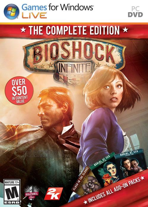 BioShock: Infinite (2014)
