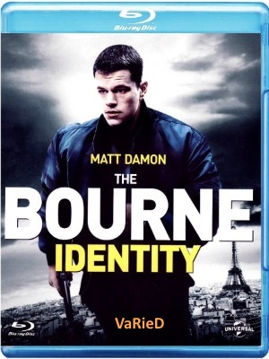 The Bourne Identity (2002) .mkv BluRay 1080p UNTOUCHED H264 ITA ENG DTS AC3 DTS HD MA ENGSubs